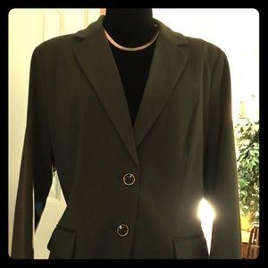 Two piece blazer set